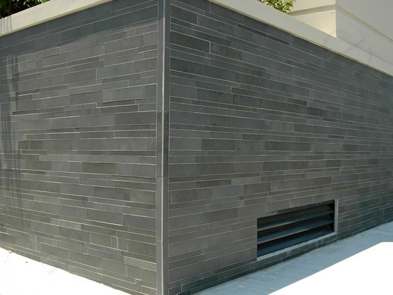 Norstones Basalt IL Tiles Corners