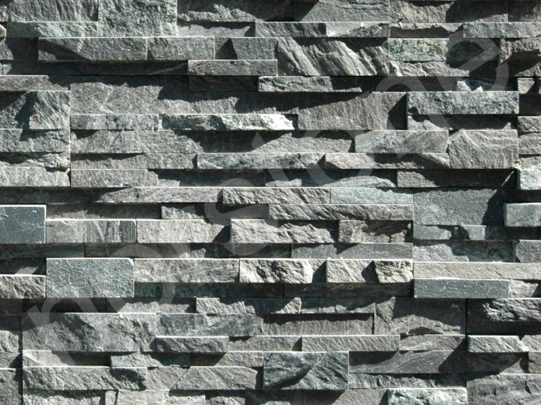 Charcoal Colour Standard Rock Panels