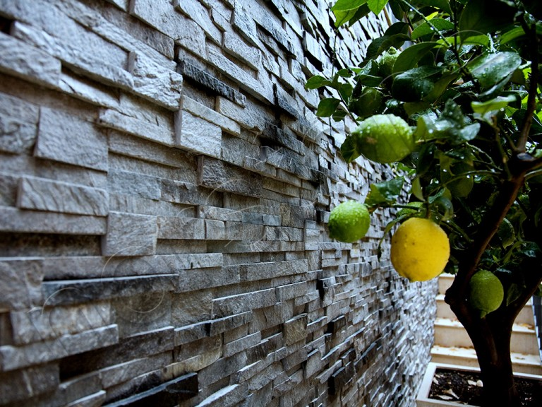 Charcoal Standard Norstone Rock Panels