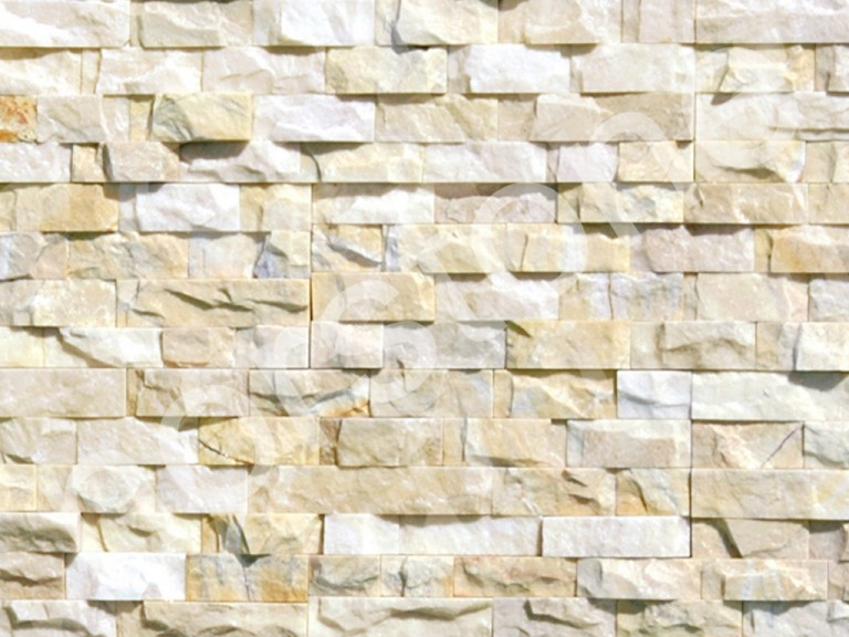 Ivory Colour - Standard Norstone Rock Panels