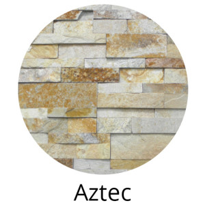 Aztec Rock Panel by Norstone