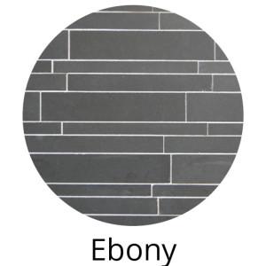 Ebony Basalt IL Tile by Norstone