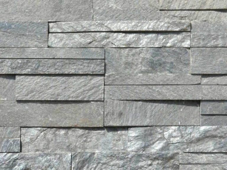 Norstone Slim Line Rock Panels Charcoal