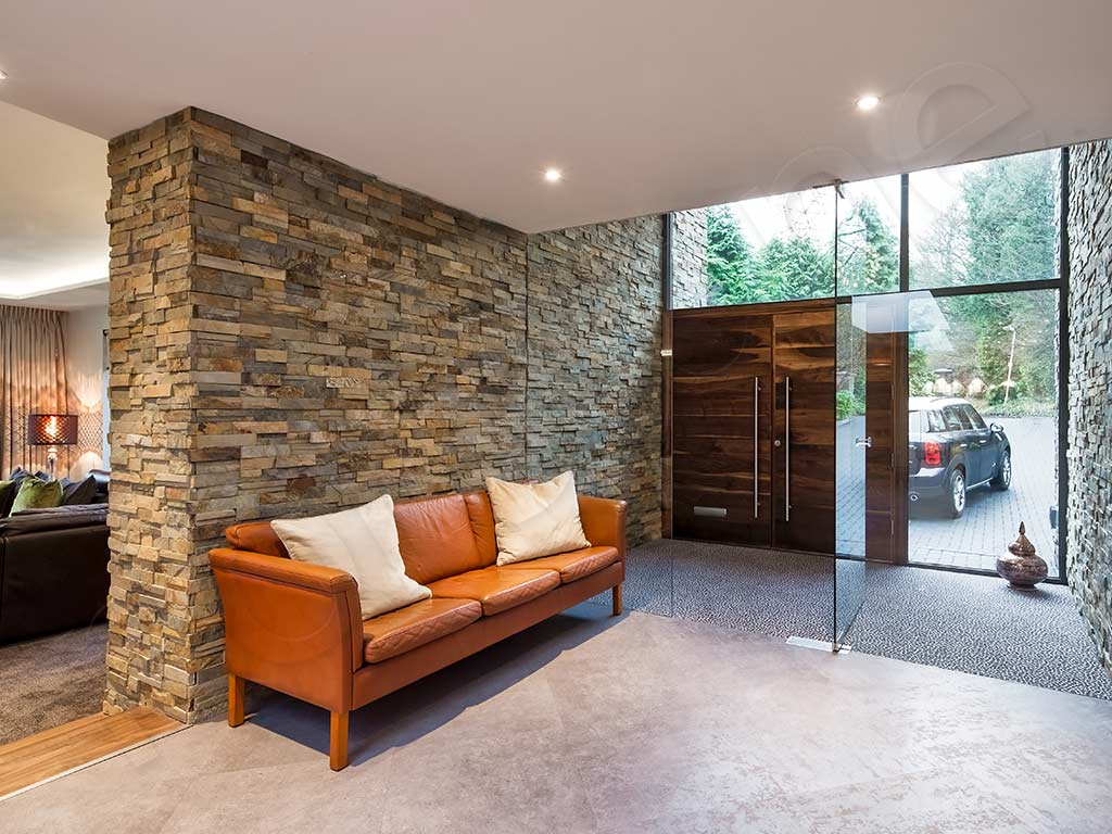 Norstone Slim Line Rock Panels