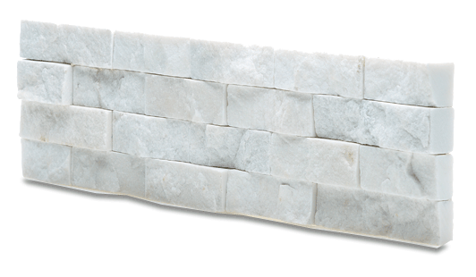 Single Panel - Norstone White Feature Wall