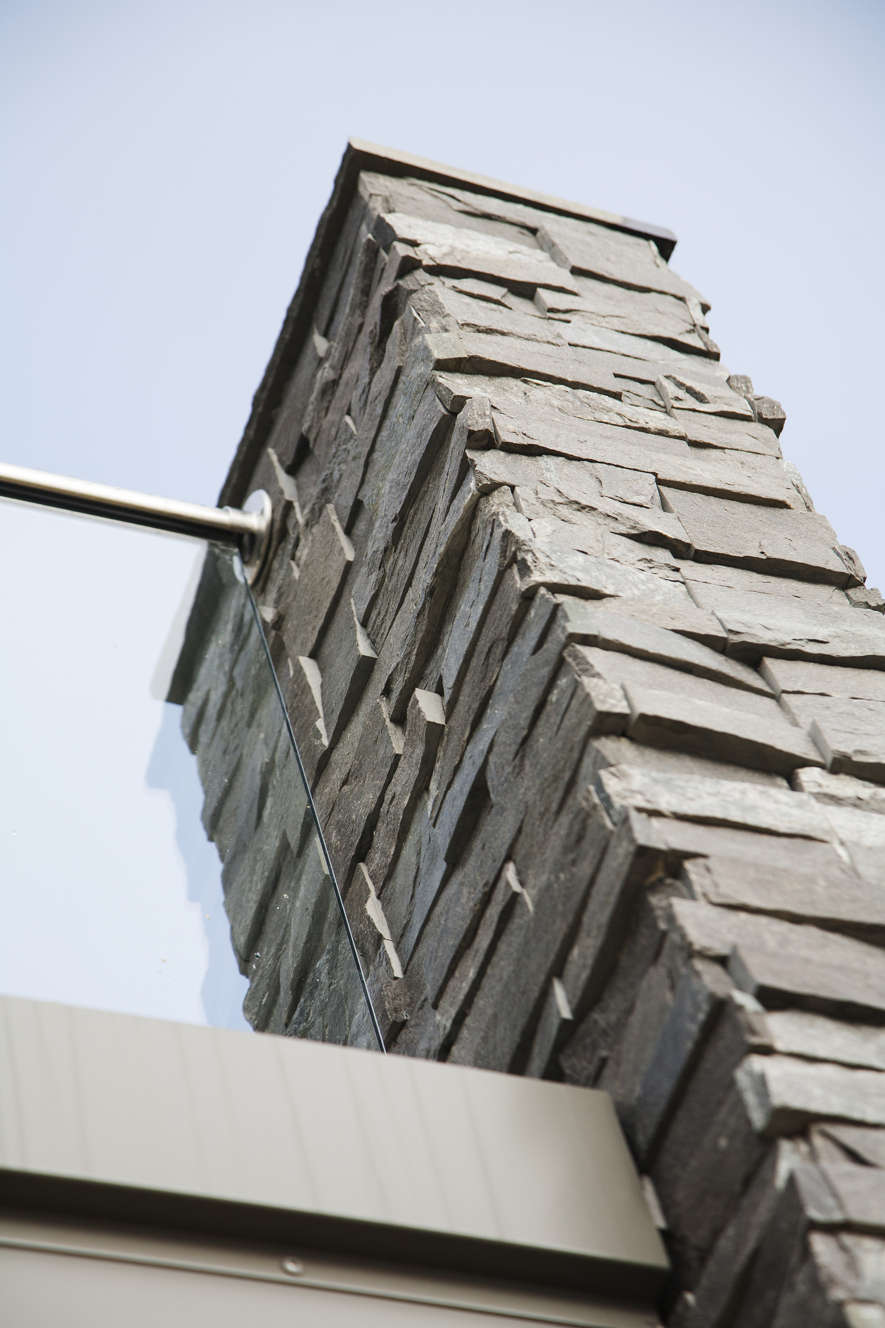Large Format Exterior Cladding Products : Xl stack stone stacked wall cladding large
